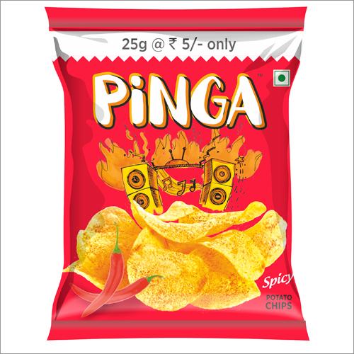 Surdhenu Pinga Chips Spicy Hot