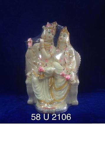 Radha Krishna Radium Night Glow
