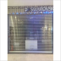 Automatic Polycarbonate Roll Up Door