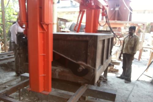 Turning Lift Crane