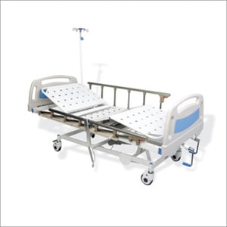 Semi Motorized Icu Bed