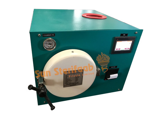 Tablet Top Steam Sterilizer