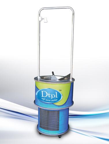 Freezing Ice Pan Machine Customize