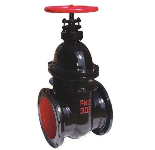 Cast Iron ISI Sluice Valve