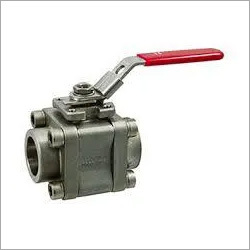 Forged Steel Ball Valve 800# S/E & S/W