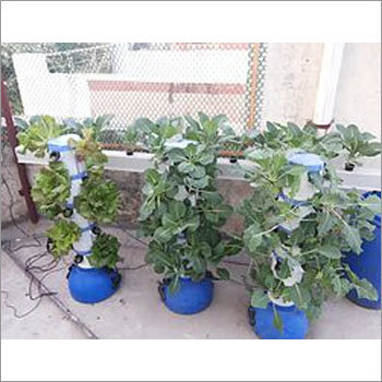 Hydroponics Vertical Unit for 20 Plants Hobby KIT