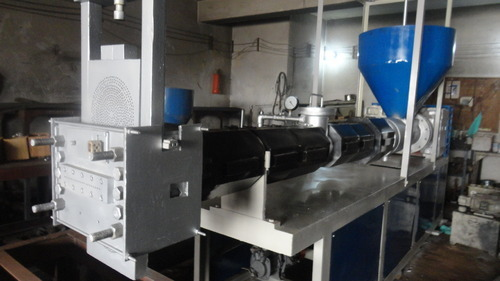 Thermocol Recycling Extruder