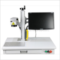 Auto-Focus Fiber Laser Marking Machine