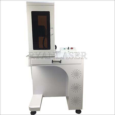 Fiber Laser Marking Machine With Safe Cover