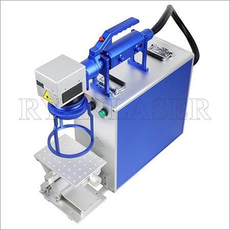 Handle Fiber Laser Marking Machine