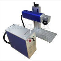 3d Fiber Laser Metal Engraving Machine