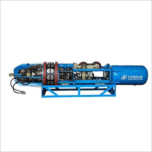 Internal Line Up Clamp With Gas Purge System