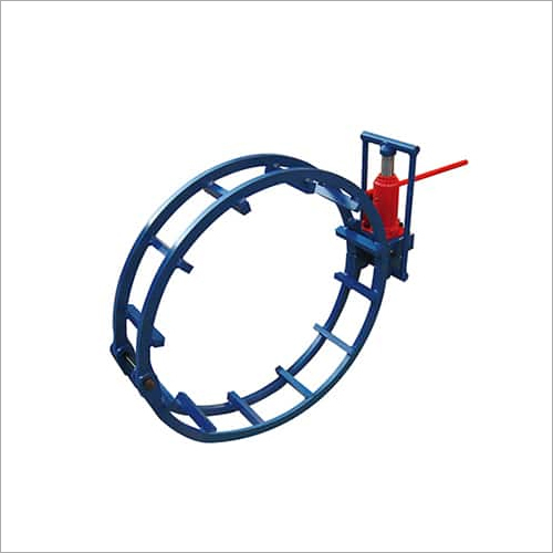 Independent Hydraulic Type External Line Up Clamp