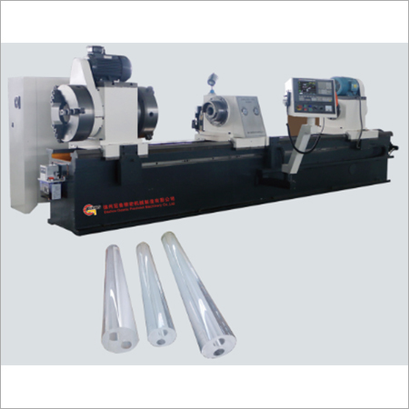 Deep Hole Drilling and Honing Machine Specially for Quatz Glass