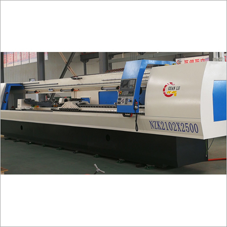 2500mm Gun Drilling Machine