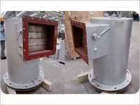 Cylindrical Staged Combustion Low NOx Burner