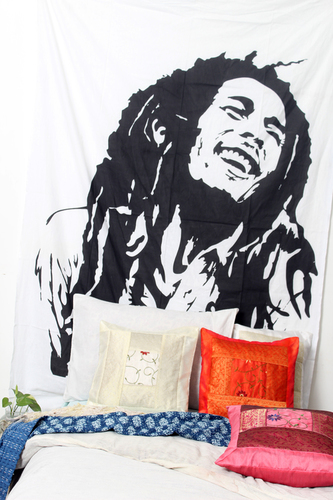 Bob Marley Indian Tapestry