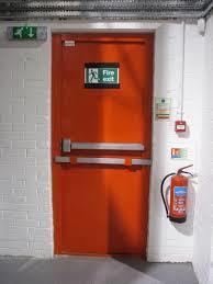 Emergency Doors