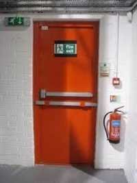 Emergency Doors