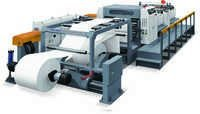 Servo Precision Double-Helix High Speed Sheet Cutter Machine