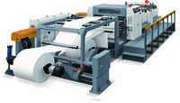 Servo Precision Double-Helix High Speed Sheet Cutter Machine