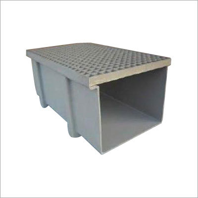 FRP Trench Cover Gutter