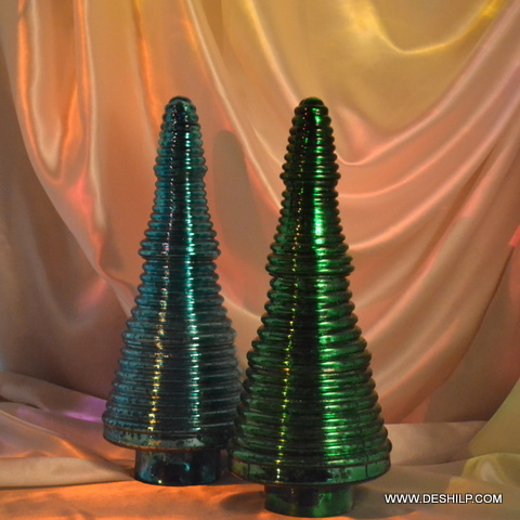 TABLE TOP FINIALS,CHRISTMAS ORNAMENTS,SILVER FESTIVAL PARTY ORNAMENTS