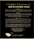 Ginger Scrub