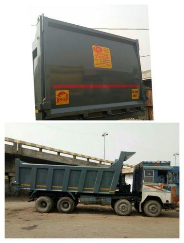 Tipper Truck Tata 3118