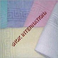 Jacquard Paste Towel