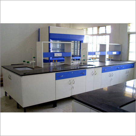 Modular Lab Furniture - CHAMUNDA LAB ENGINEERING, 52, Manhar