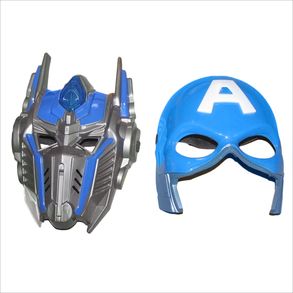 Light And Music Combo Party Mask