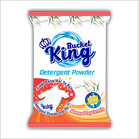 Bucket King Detergent Powder