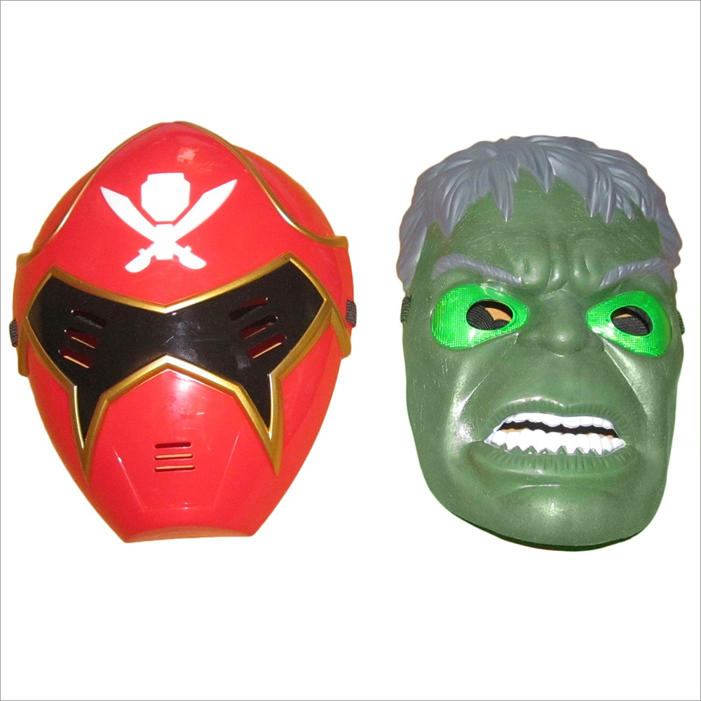 PTCMART Light And Music Combo Party Mask