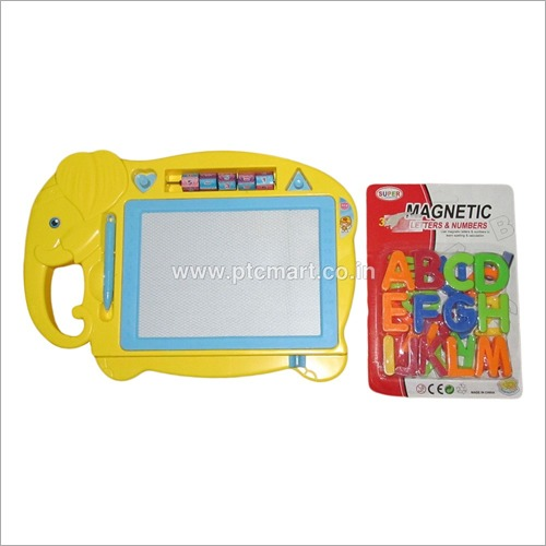 Multicolor Magic Slate For Kids