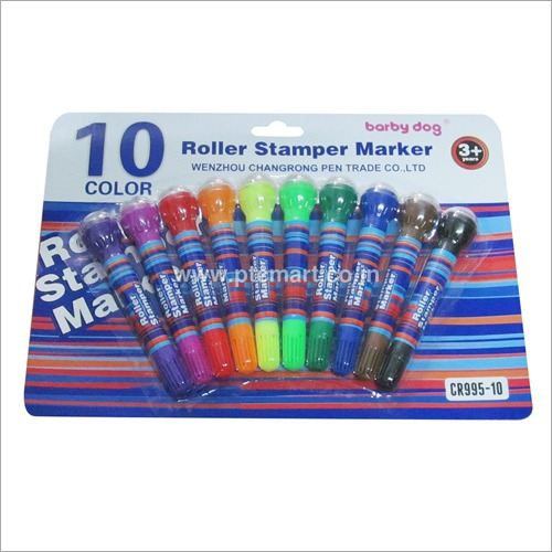 Color Roller Stamp Marker