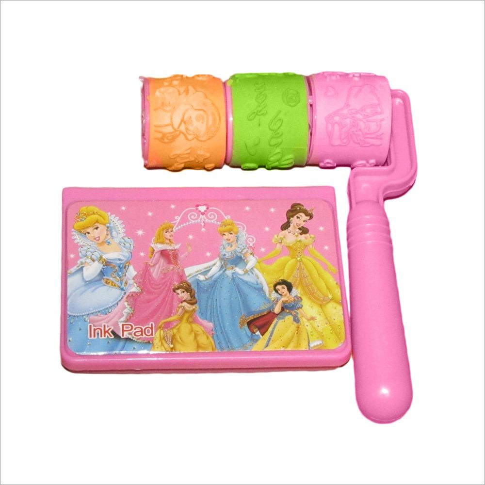 Multicolor Roller Stamp Marker For Kids