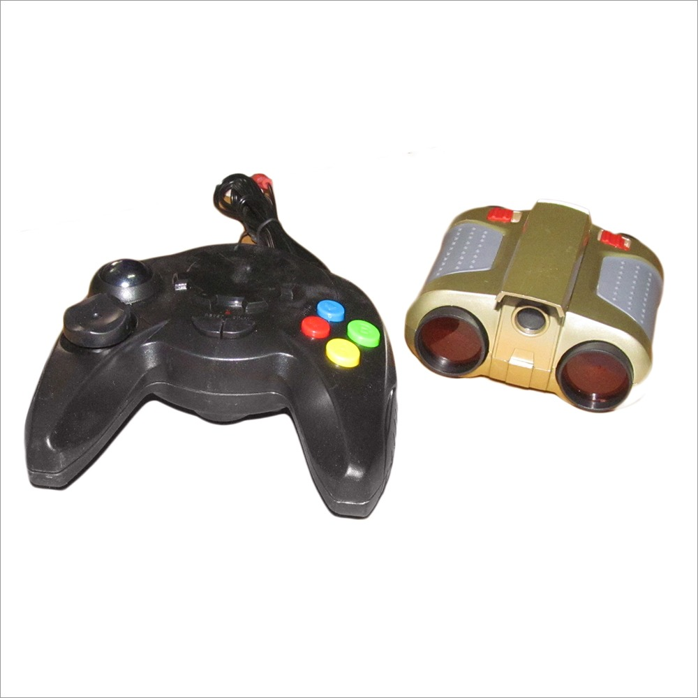 PTCMART 98000 In 1 Tv Video Game And Night Scope Binoculor For Kids