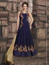 Fancy Georgette Gown