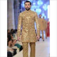 Mens Short Sherwani
