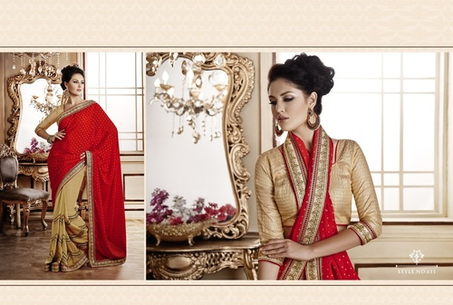 Fashion For Sarees In India
