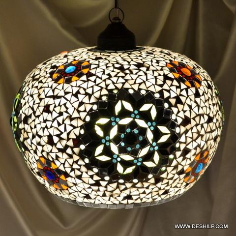Antique And Decorative HANGING LAMP, DECORATIVE HANGING