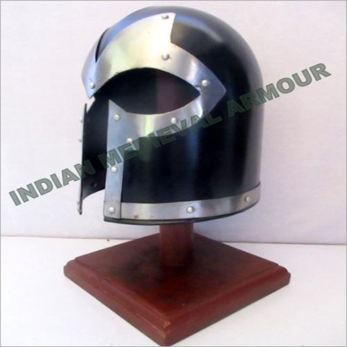 Medieval Magneto Helmet Side