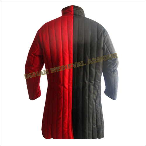 Medieval Padded Gambeson Back