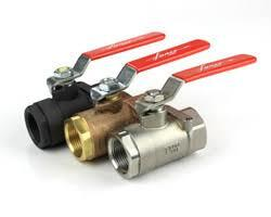 steam service valves