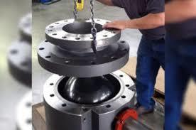 Specialty valve servicing