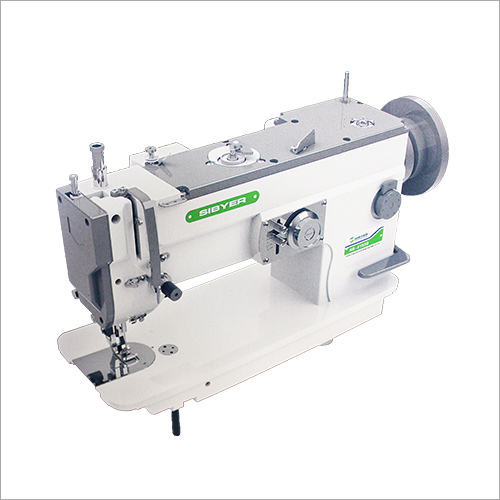Zigzag Binding Flatbed Sewing Machine