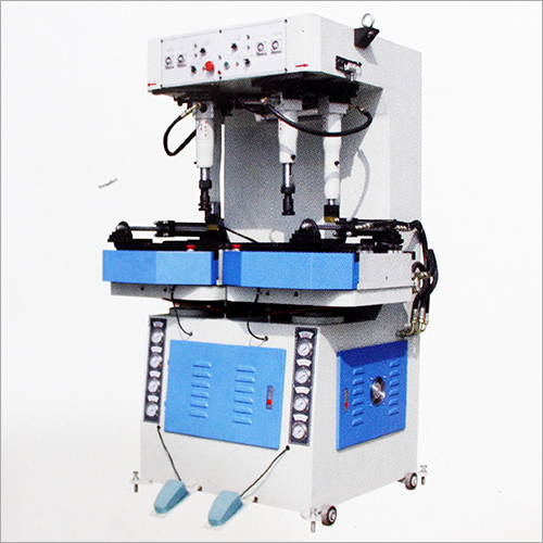 Sole Pressing Hydraulic Machine