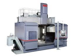 CNC VTL Machining Center