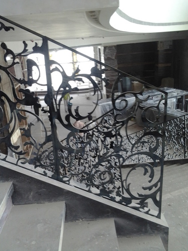 Designer Railings